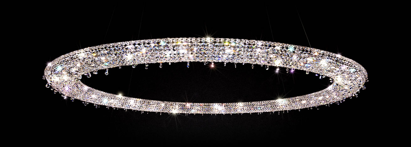 Luxury Crystal Chandeliers