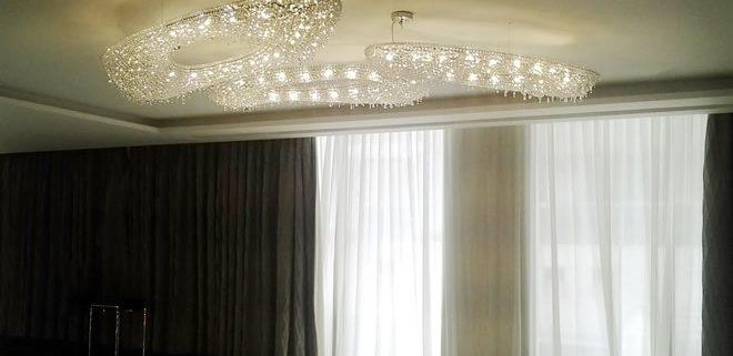 Artica - Lobby - grand sheraton hotel, dubai, united arab emirates