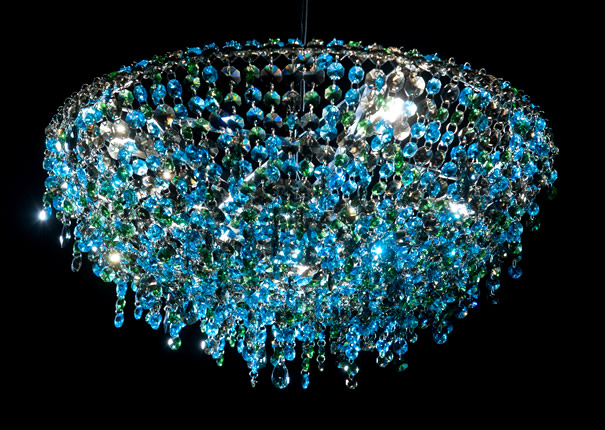 Crystal Chandeliers from Manooi - Quality and Innovation