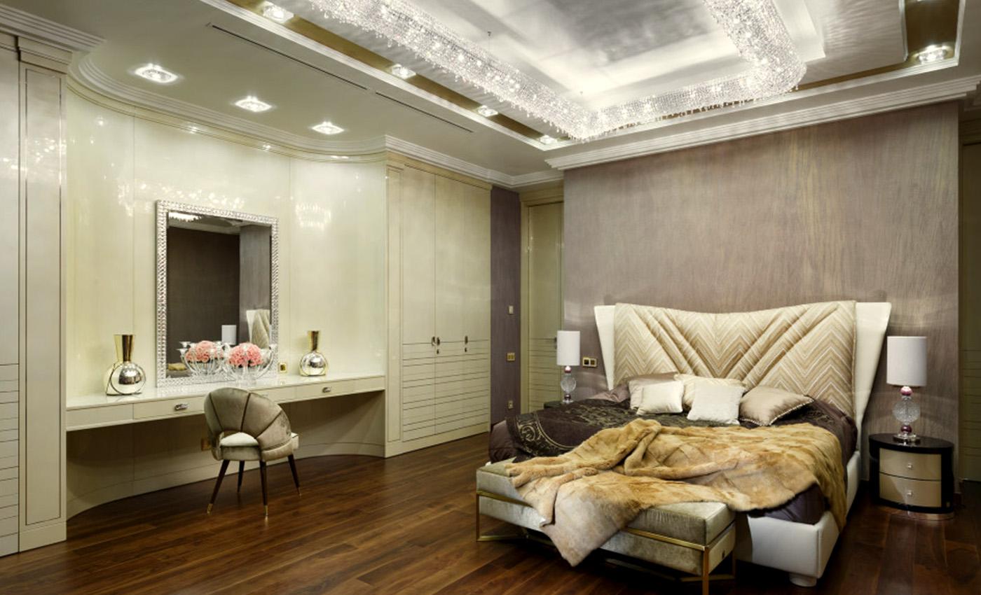 Classici senza tempo. villa in Russia, Manooi Crystal Chandeliers