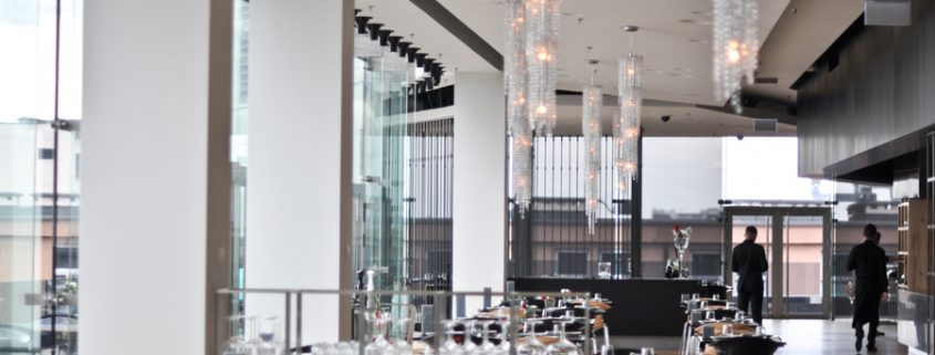 Manooi Chandeliers in the Wolf Bracka Luxury Plaza, Manooi Crystal Chandeliers